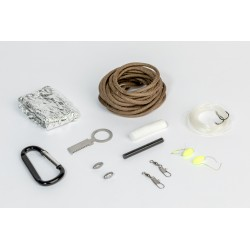 550 Paracord Grenade Emergency Kit