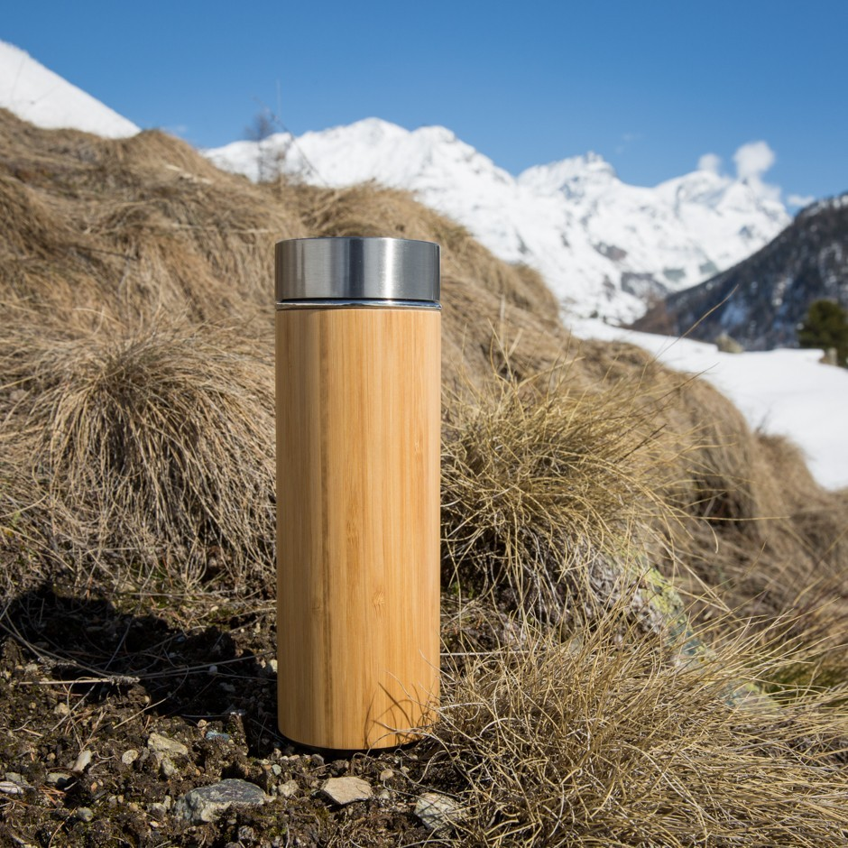 Thermos Tee Tasse Bamboo
